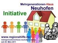 Mehrgenerationenhaus Neuhofen Initiative
